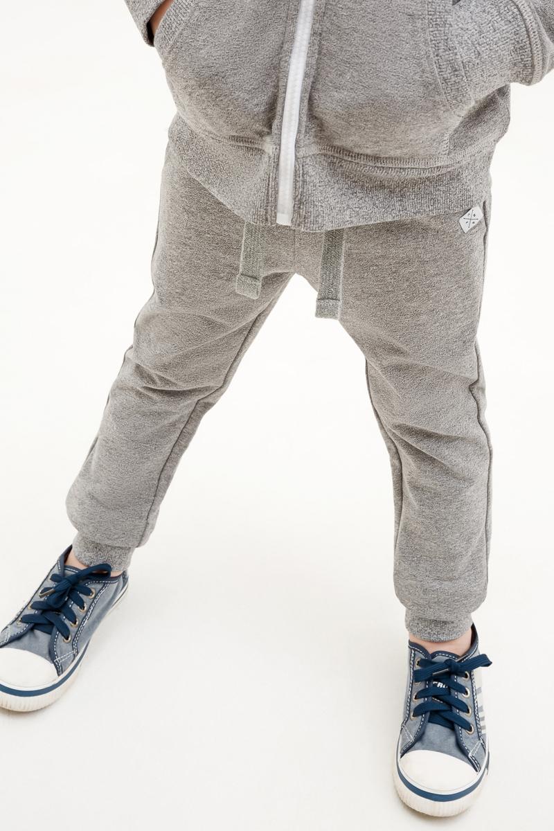 Брюки для мальчика Concept Club Carrot, цвет: серый. 10120160003_1900. Размер 128