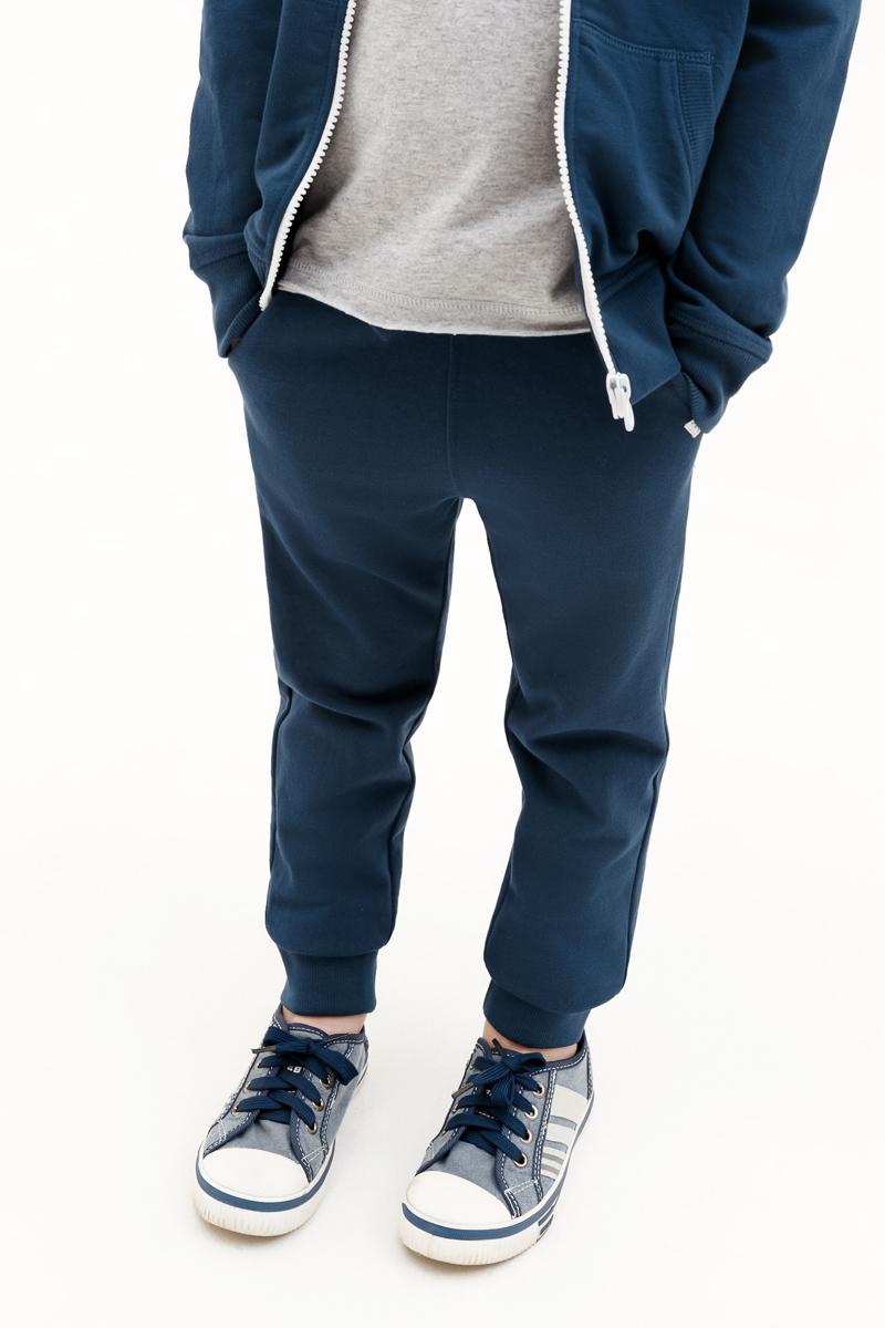 Брюки для мальчика Concept Club Carrot, цвет: синий. 10120160003_500. Размер 128
