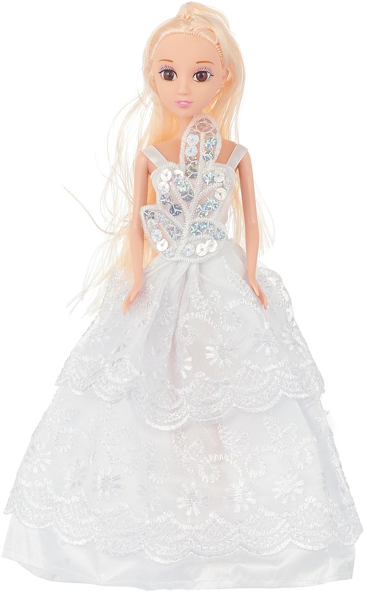 Veld-Co Кукла Принцесса цвет белый кукла defa lucy принцесса 8269