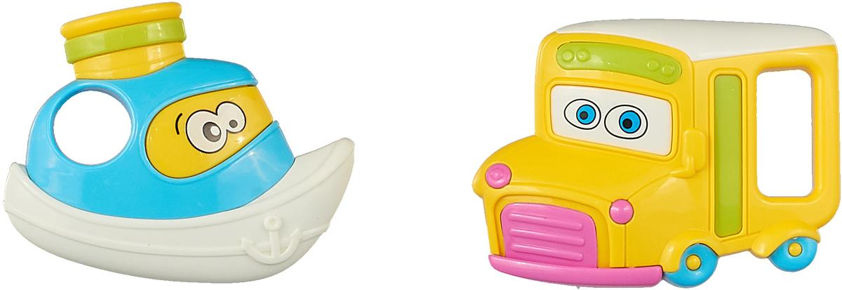 Ути-Пути Погремушка цвет желтый голубой цена