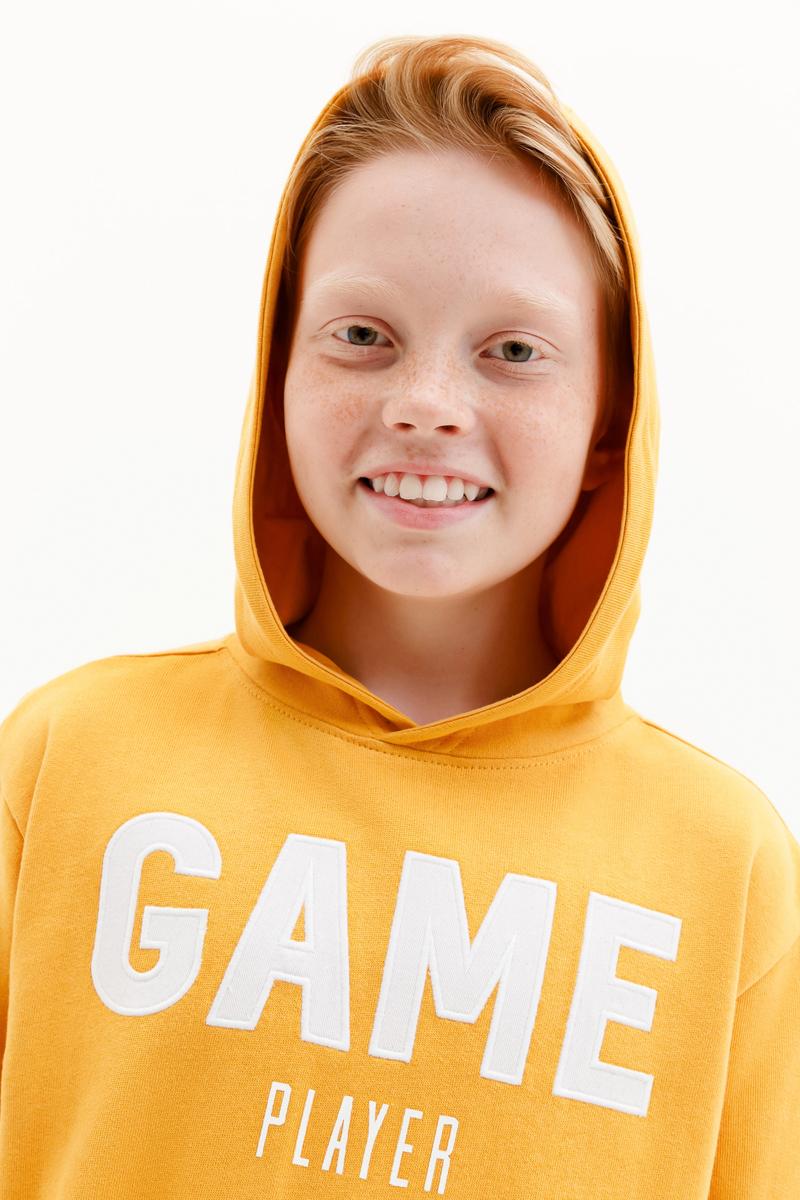 Джемпер для мальчика Concept Club Corn, цвет:  желтый.  10110100024_1200.  Размер 170 Concept Club