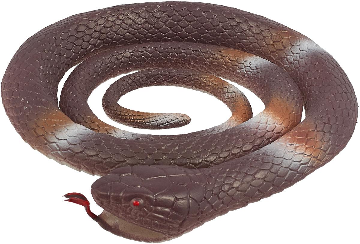 Играем вместе Фигурка Змея цвет коричневый играем вместе раскраска по номерам гепарды играем вместе