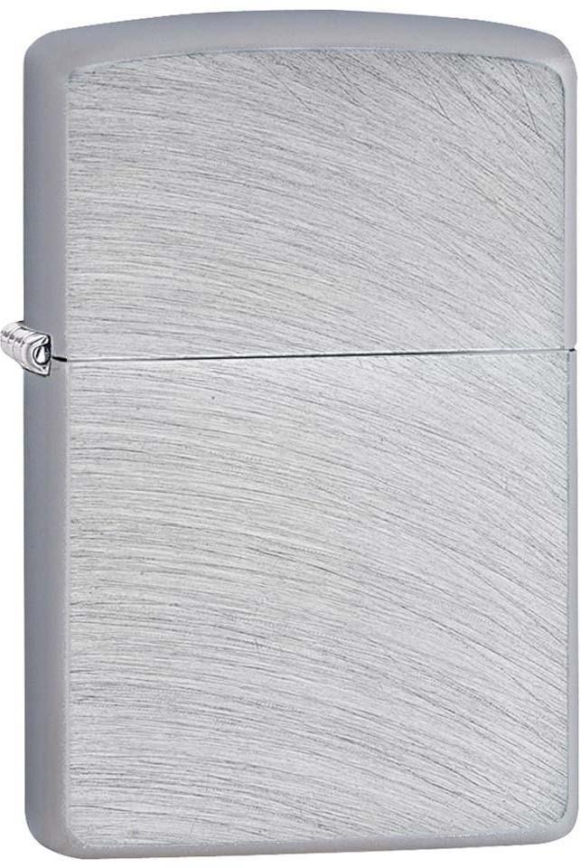 Зажигалка Zippo Classic, цвет: серебристый, 3,6 х 1,2 х 5,6 см. 37157