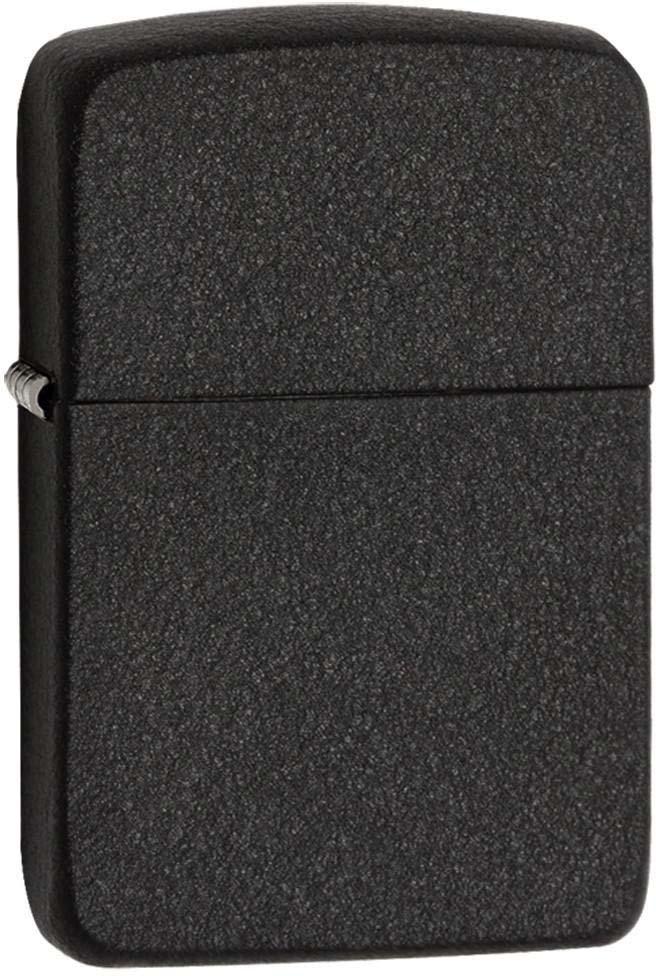 Зажигалка Zippo 1941 Replica, цвет: черный, 3,6 х 1,2 х 5,6 см. 47780 zippo slim black