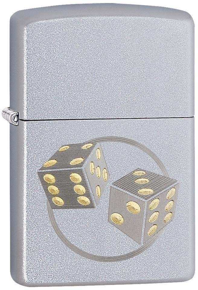 Зажигалка Zippo Classic, цвет: серебристый, 3,6 х 1,2 х 5,6 см. 52909