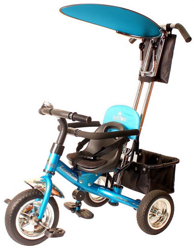 купить трехколесный велосипед с ручкой пятигорск бу