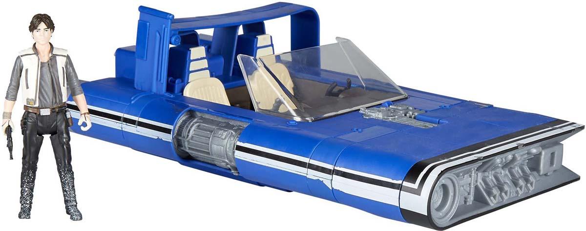 Star Wars Игрушка Звездные Войны Хан Соло stzhou lepin 05006 star 1053pcs toys wars the force awakens kylo ren command shuttle model building kits blocks bricks boy gift