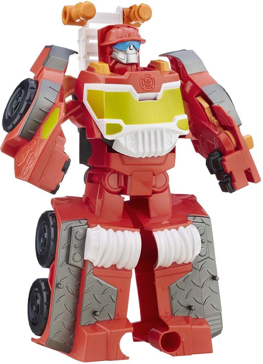 Playskool Heroes Трансформер Трансформеры спасатели Мегабот цвет красный игровой набор playskool heroes автомобиль 4x4 и фигурка раптора b0535