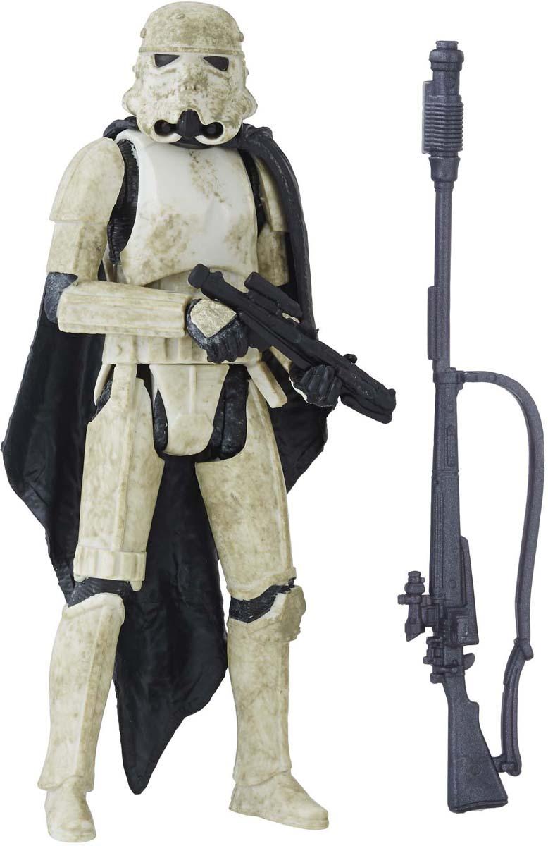 Star Wars Игрушка интерактивная фигурка Stormtrooper star wars игрушка интерактивная фигурка luke skywalker