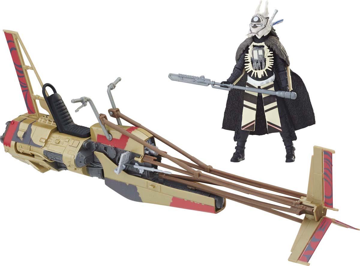 Star Wars Игрушка транспорт Звездные Войны Хан Соло Enfys Nest игрушка siku сервисный транспорт 25 7 6 4 2см 1667