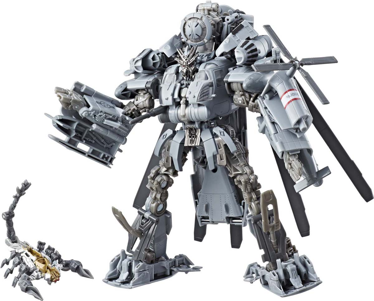 Transformers Игрушка трансформер Коллекционный 33 см Blackout
