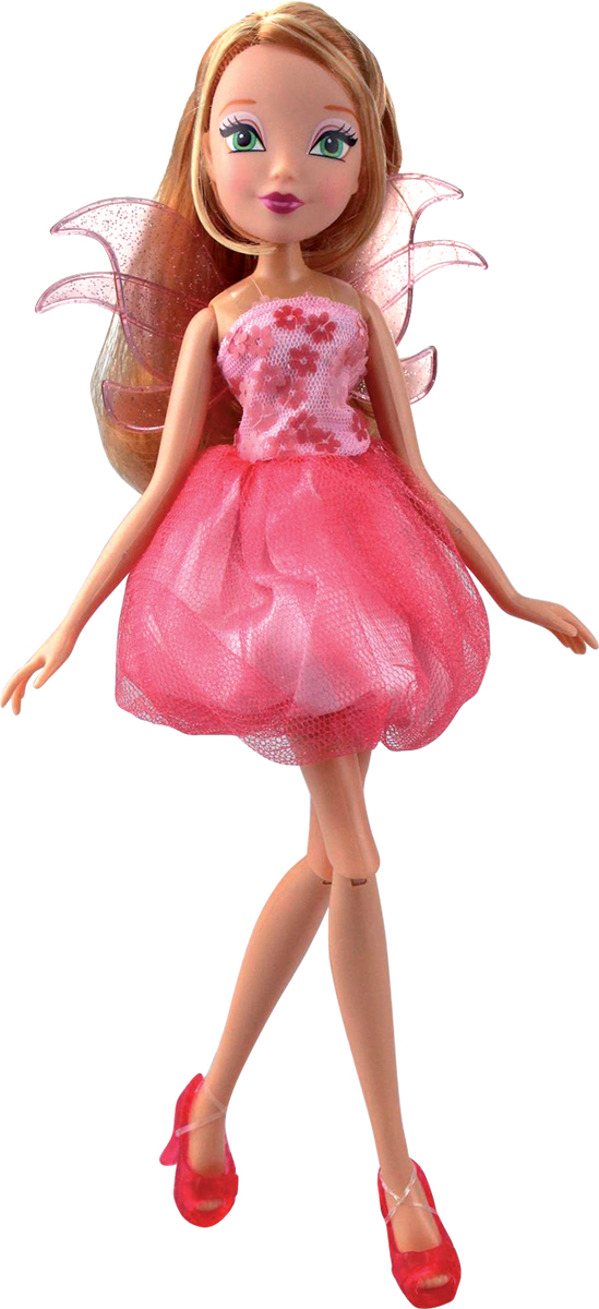 Winx Club Кукла Бон Бон Флора winx club сумка детская 62462