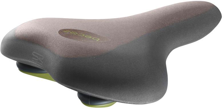 Седло для велосипеда женское Selle Royal, гелевое, 270x199 мм