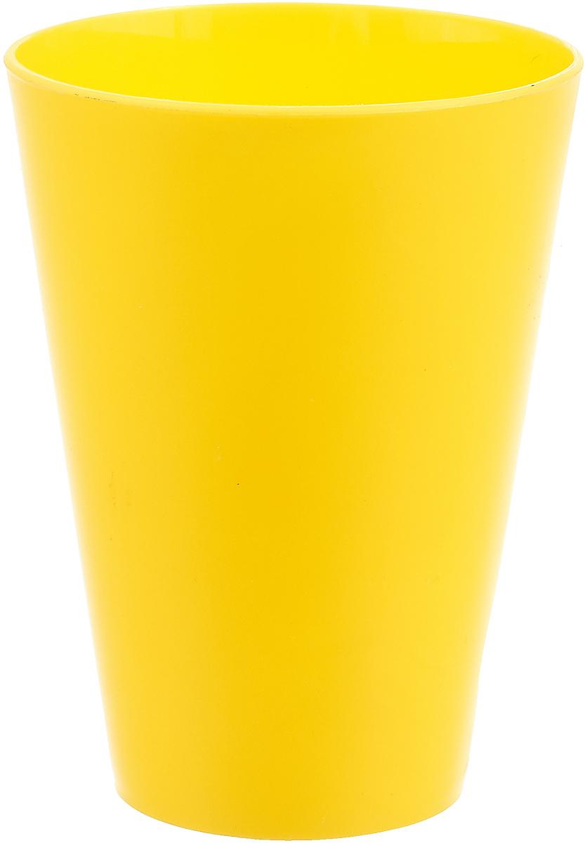 """Стакан """"Gotoff"""", цвет: желтый, 400 мл"""