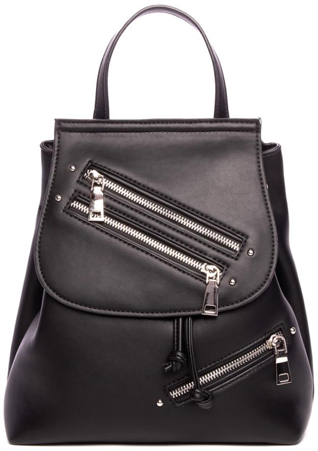 Рюкзак женский Vitacci, цвет: черный. BD544 рюкзак женский