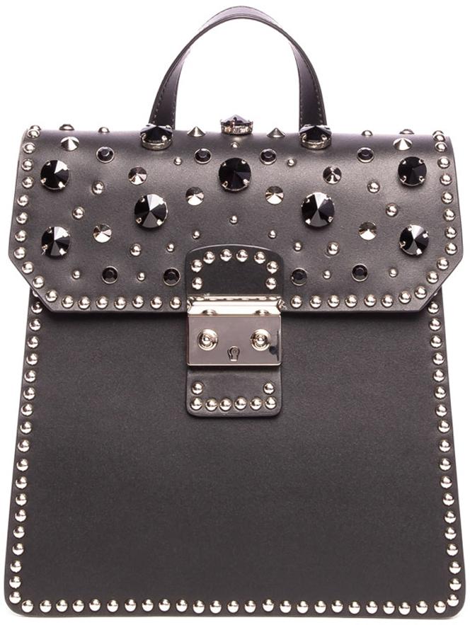 Рюкзак женский Vitacci, цвет: черный. BE0012 рюкзак женский