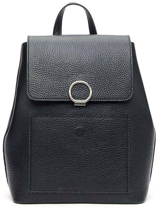 Рюкзак женский Vitacci, цвет: черный. FB038 рюкзак женский samsonite рюкзак женский xs karissa 21x28x11 см