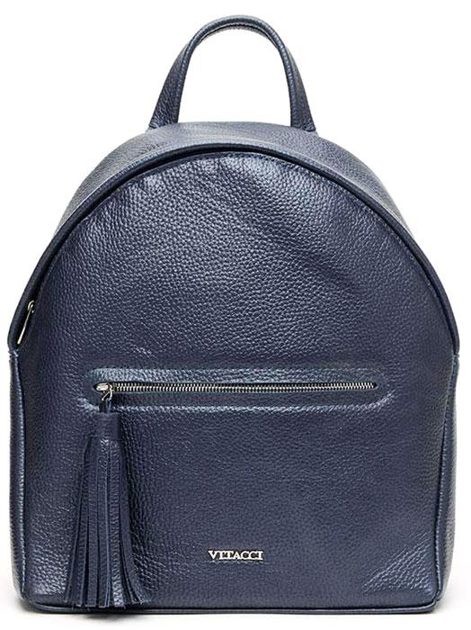 Рюкзак женский Vitacci, цвет: синий. FB049 bumbleride для еды cayenne