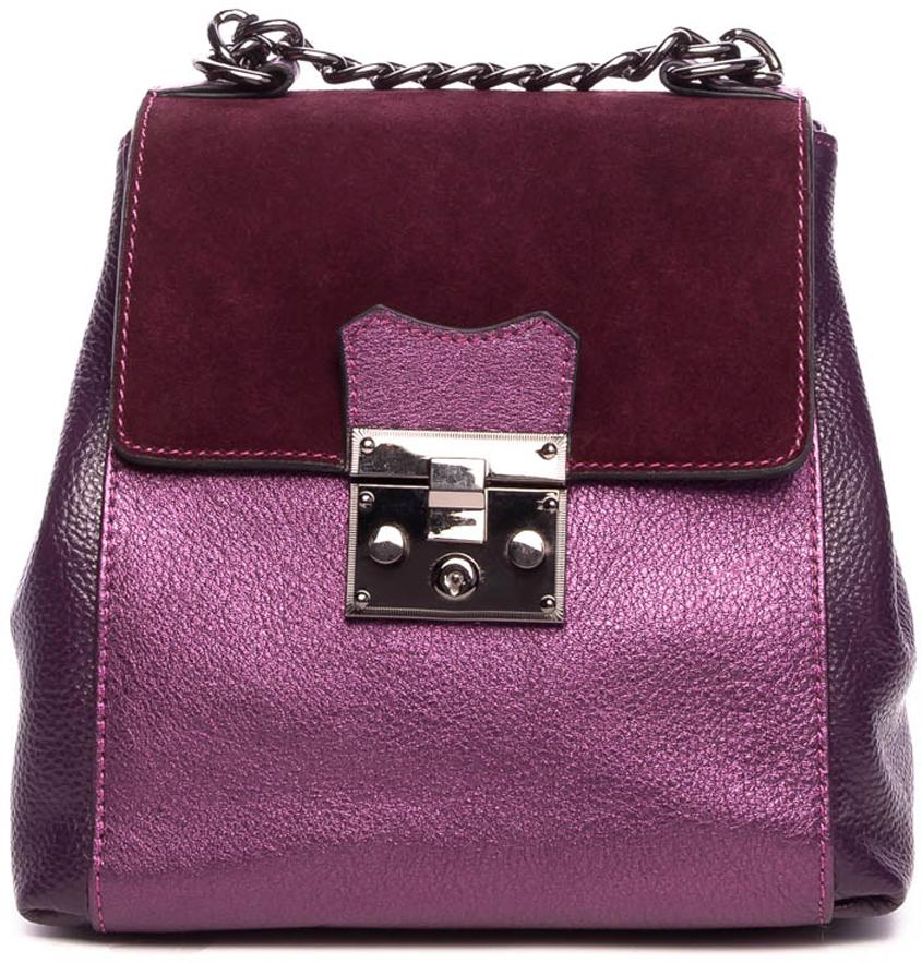 Рюкзак женский Vitacci, цвет: бордовый. PT0040 женский гардероб