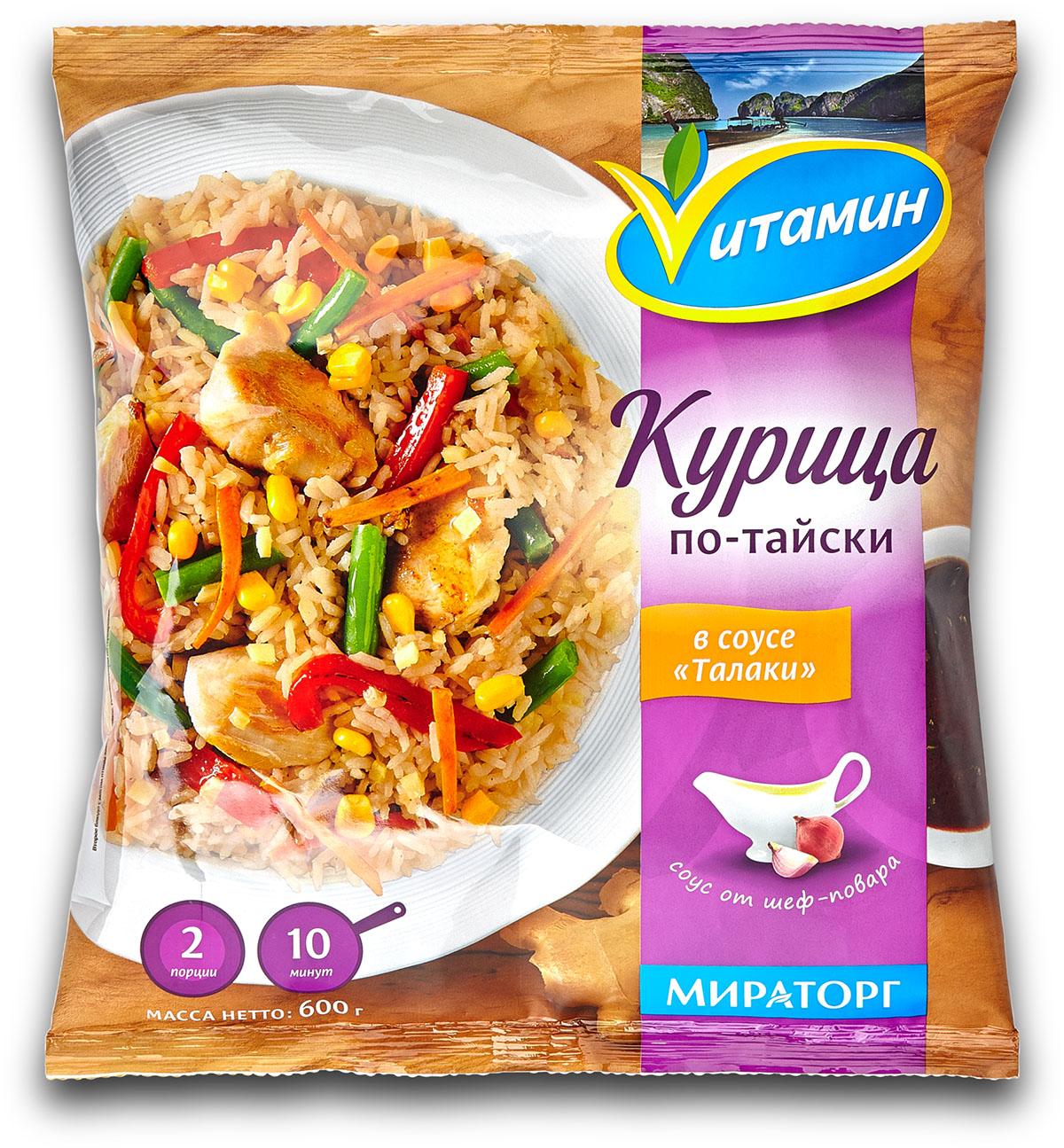 Ломтики нежного куриного филе, рассыпчатый рис и отборные овощи под пряным имбирным соусом — готовый обед для настоящих гурманов.