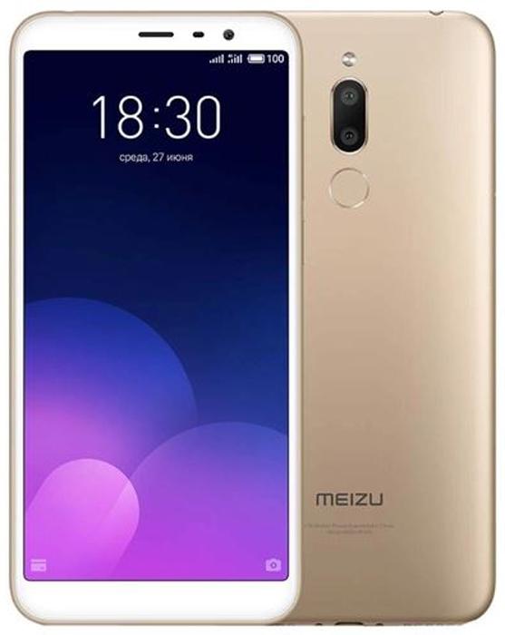 Meizu M6T 16GB, Gold