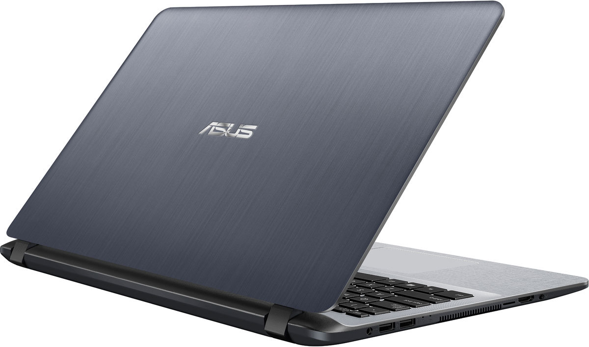ASUS X507MA, Stary Grey (X507MA-BR001) ASUS