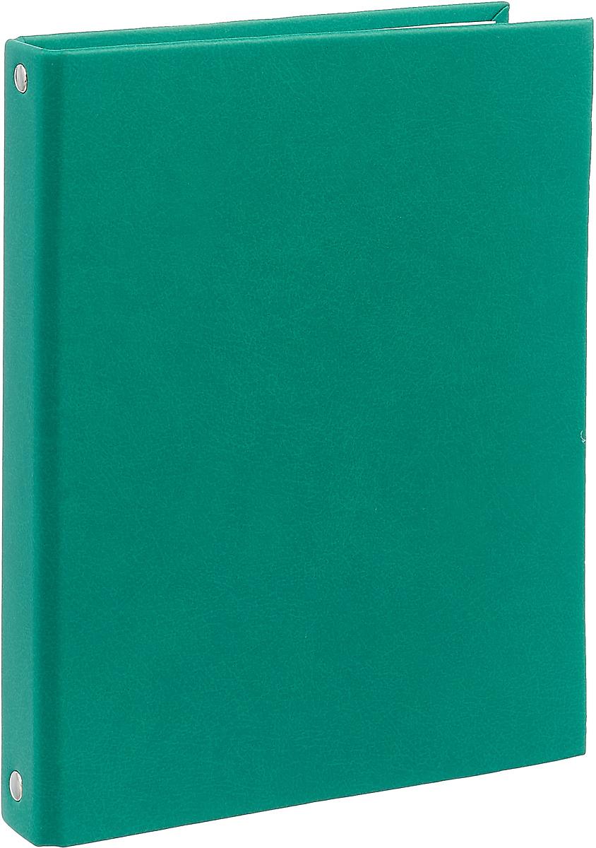 Бриз Тетрадь 120 листов в клетку цвет зеленый