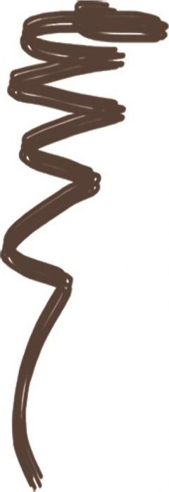 Parisa Карандаш для бровей, тон №310 коричневый, 1,5 г ninelle карандаш для бровей ultimate 406 1 5 г