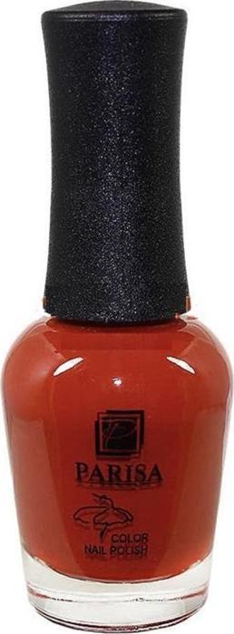 Parisa Лак для ногтей, тон №32 красный матовый, 16 мл