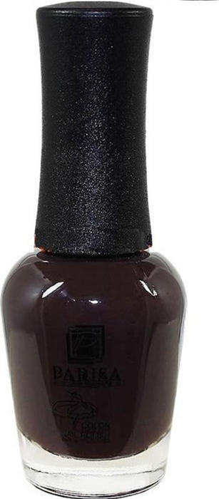 Parisa Лак для ногтей, тон №79 темно шоколадный матовый, 16 мл