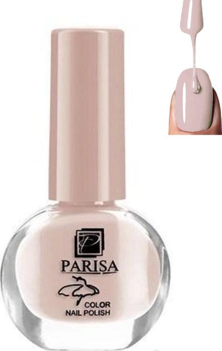 Parisa Лак для ногтей, тон №81 френч пастельный матовый, 7 мл лак anny для ногтей тон 47