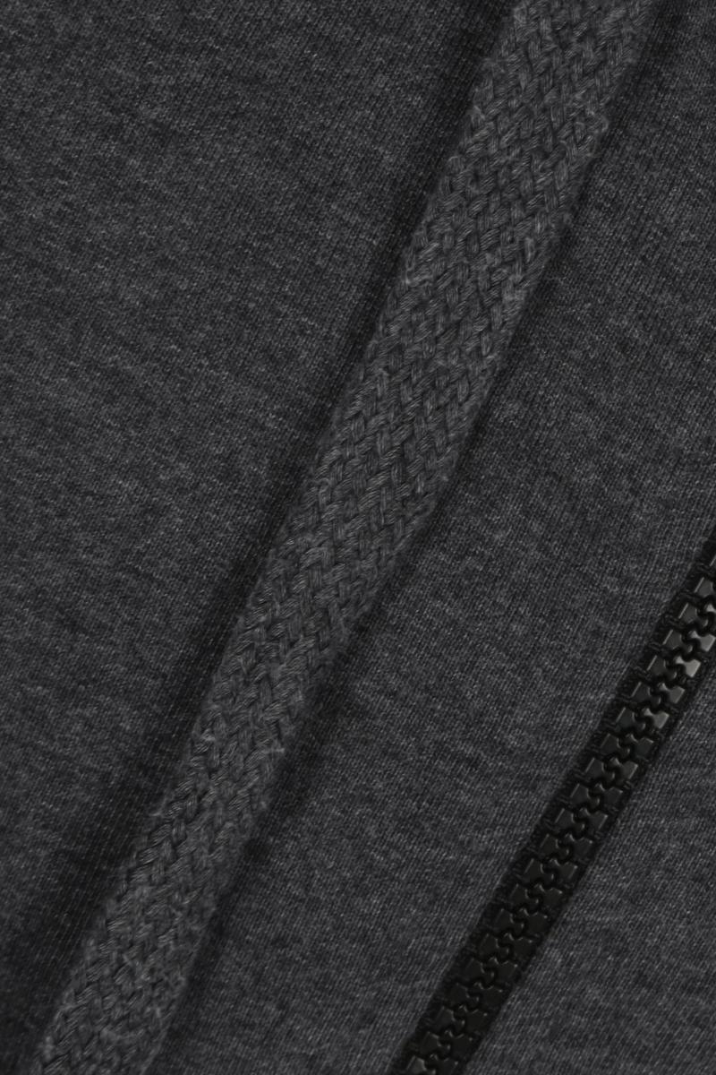 Куртка для мальчика Sela, цвет:  темно-серый меланж.  Stc-813/181-8320.  Размер 134 Sela