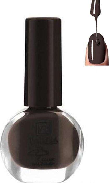 Parisa Лак для ногтей, тон №93 темный кофе матовый, 7 мл лаки для ногтей poeteq лак для ногтей поетеа матовый тон 36