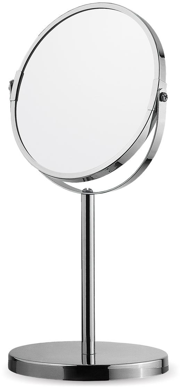 Зеркало настольное Brabix, диаметр 17 см зеркало настольное brabix диаметр 17 см