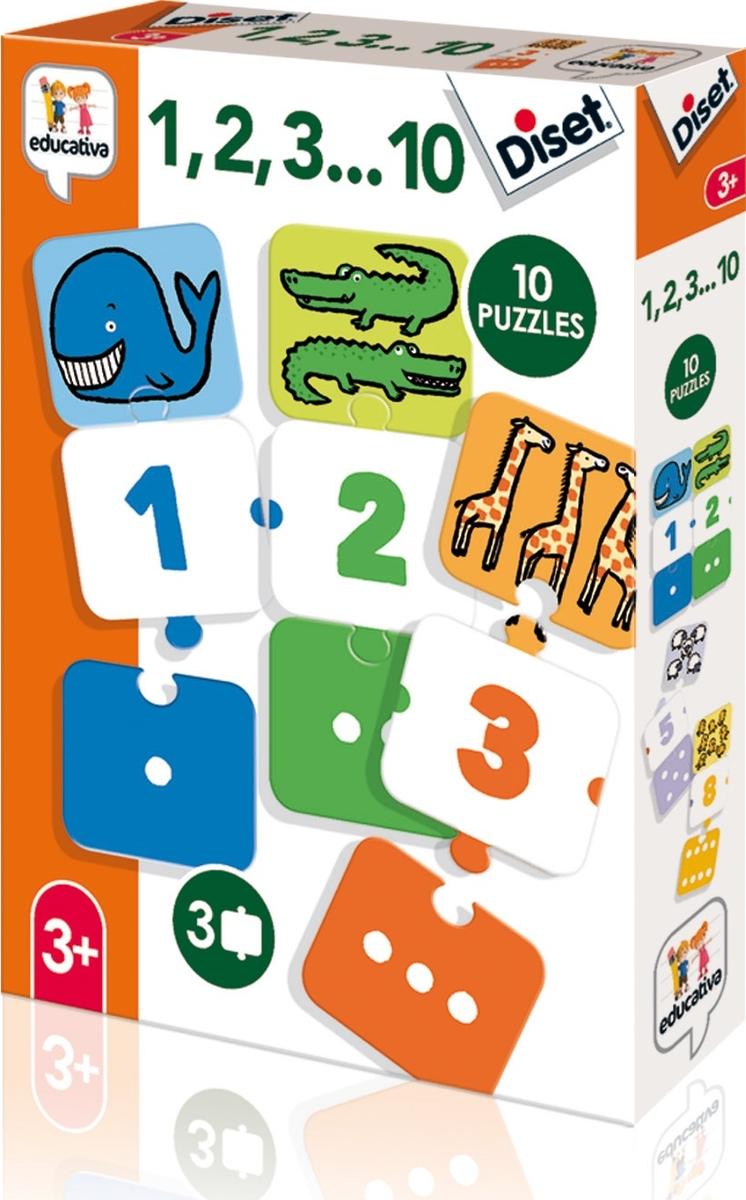 Diset Развивающая игра Математика 68955