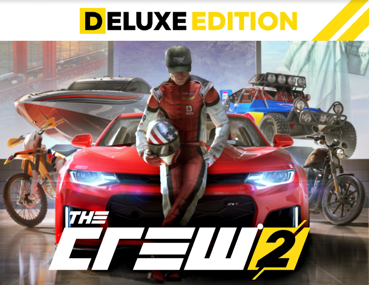 Zakazat.ru The Crew 2. Deluxe Edition
