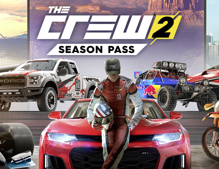The Crew 2. Season Pass, Ubisoft Entertainment