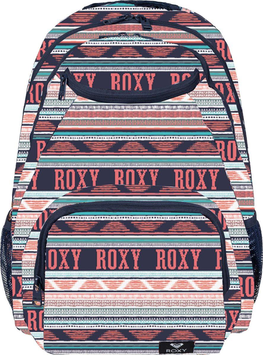 Рюкзак женский Roxy, цвет: белый. ERJBP03736-XWBG маска для сноуборда женский roxy popscreen rooibos tea botanic