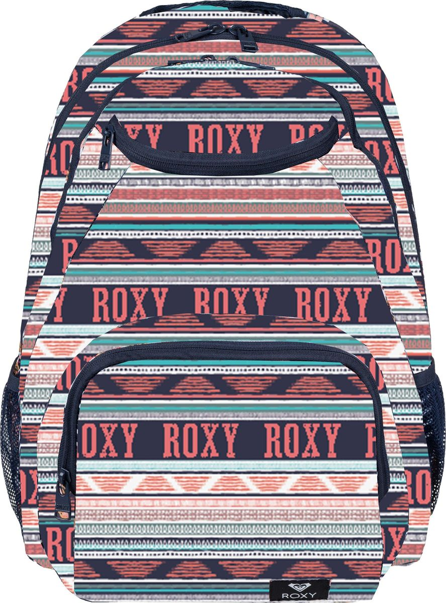 Рюкзак женский Roxy, цвет: белый. ERJBP03736-XWBG roxy брюки roxy backyard pt j snpt wbb0 сноубордические женские bright white m