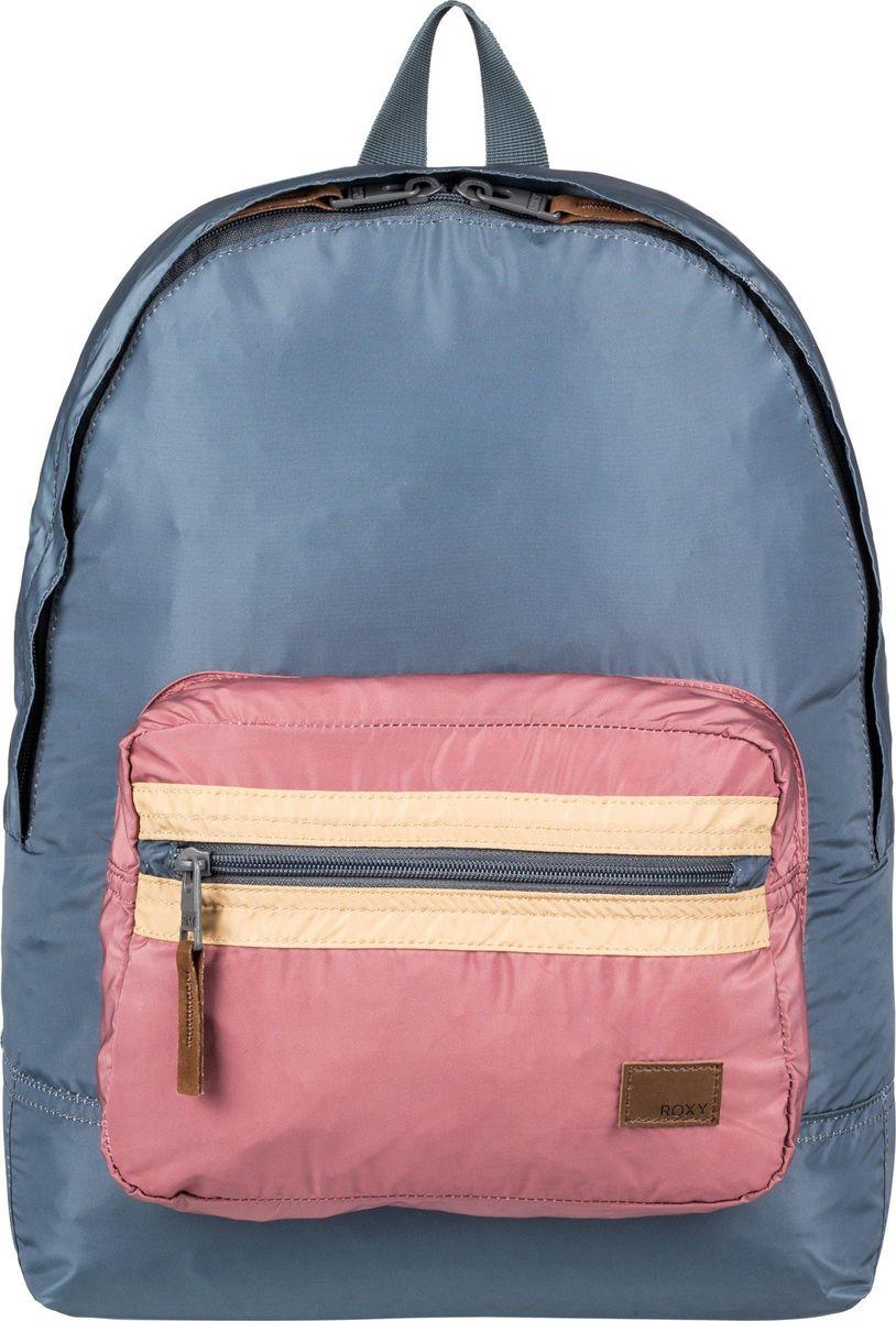 Рюкзак женский Roxy, цвет: серый. ERJBP03774-KYM0