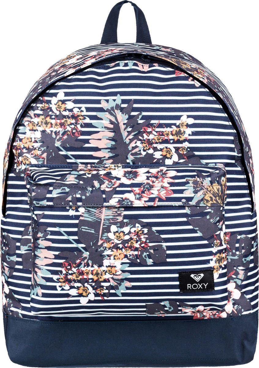 Рюкзак женский Roxy, цвет: синий. ERJBP03728-BTE6