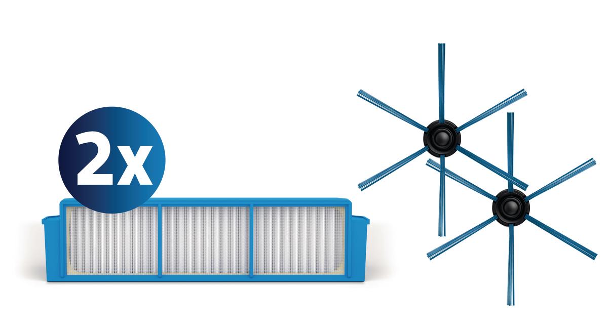 Philips FC8007/01 сменный комплект аксессуаров для SmartPro Easy