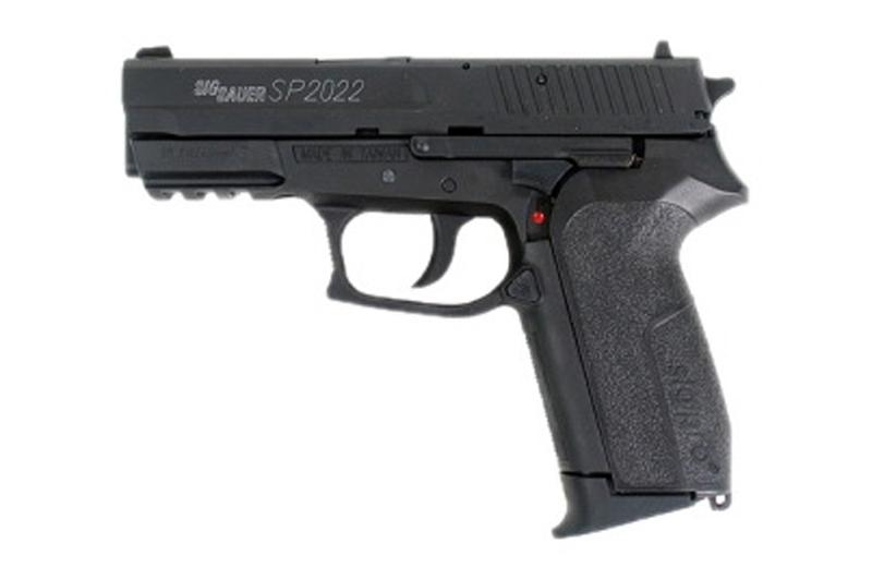 Пистолет пневматический Sig Sauer