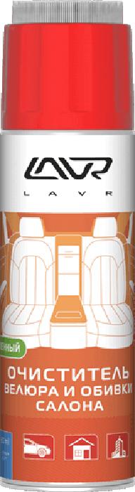 """Пенный очиститель велюра и обивки салона """"LAVR"""", 650 мл"""