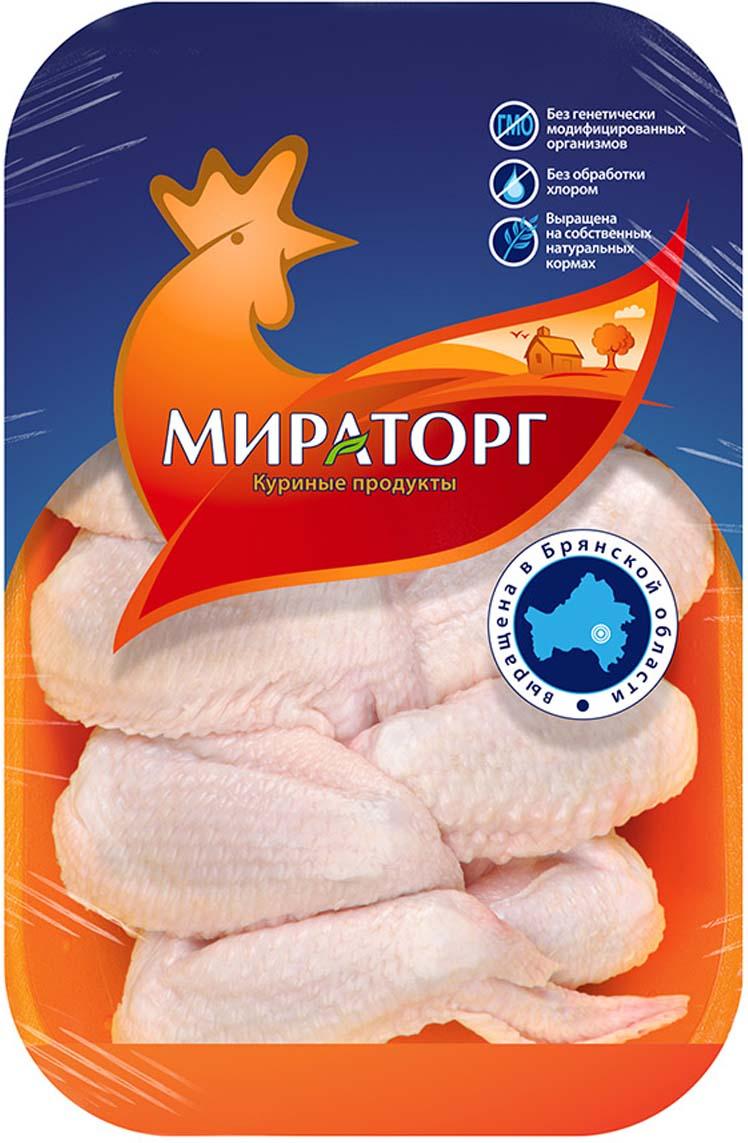 Крыло цыпленка-бройлера Мираторг, 750 г