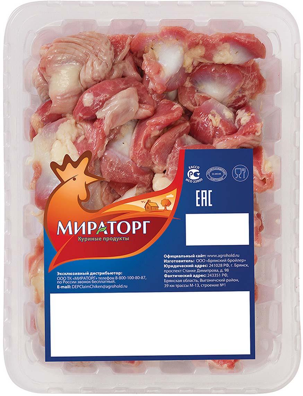 Желудок цыпленка-бройлера Мираторг, 450 г Мираторг
