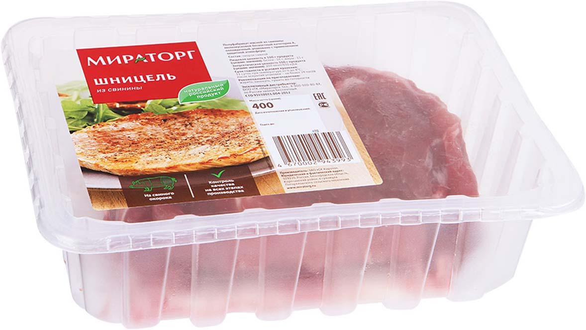 Шницель свиной Мираторг, 400 г