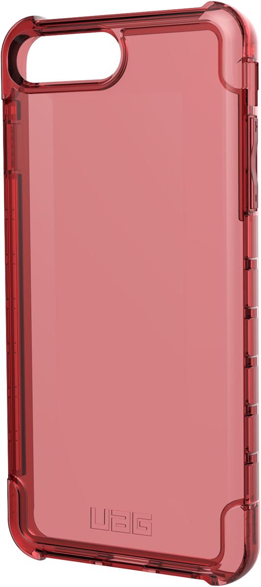 UAG Plyo защитный чехол для iPhone 8/7/6S, Red uag компании apple iphone8 iphone7 популярные бренды мобильный телефон оболочки защитный рукав алмаз алмазные 4 7 дюйма льда