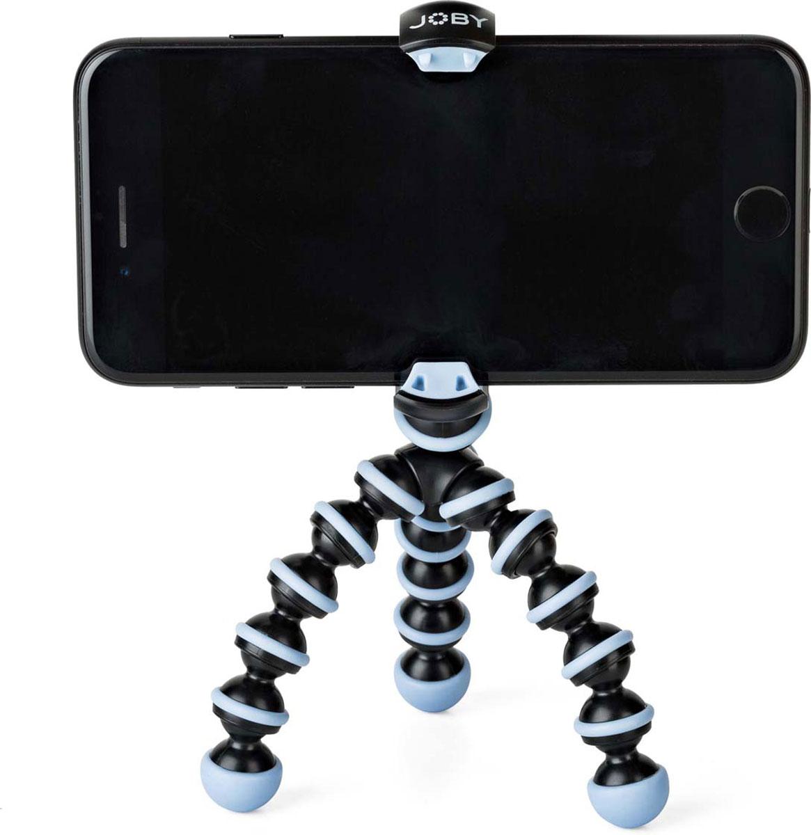 Joby GorillaPod Mobile Mini JB01518-0WW, Blue штатив 8bitdo zero mini bluetooth gamepad for ios android windows pc