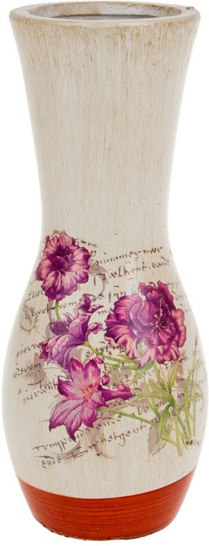 Ваза декоративная ArtHouse Садовый букет, высота 26 см arti m ваза букет фантазия 25 см
